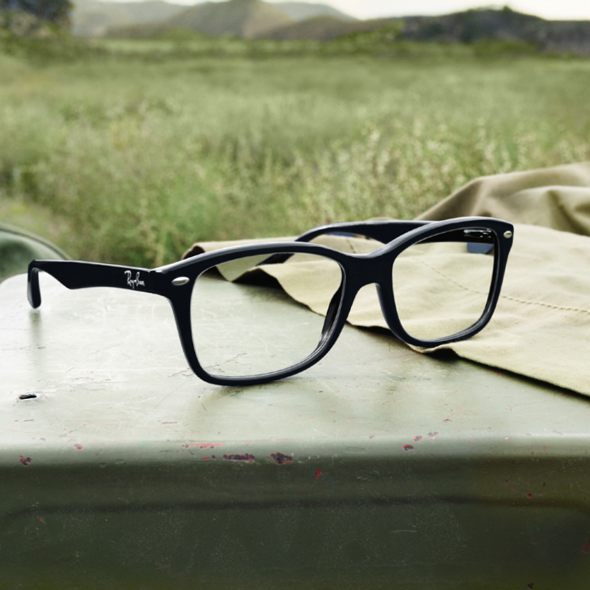 Ray-ban new and replacement frames supplier 6