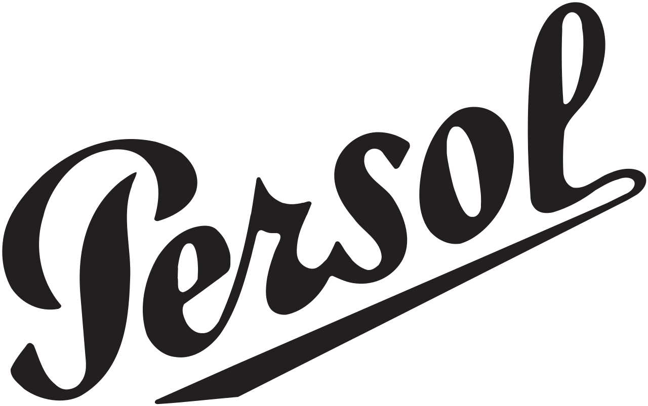 persol new and replacement frames supplier logo
