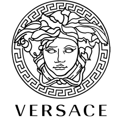 Versace new and replacement frames supplier logo
